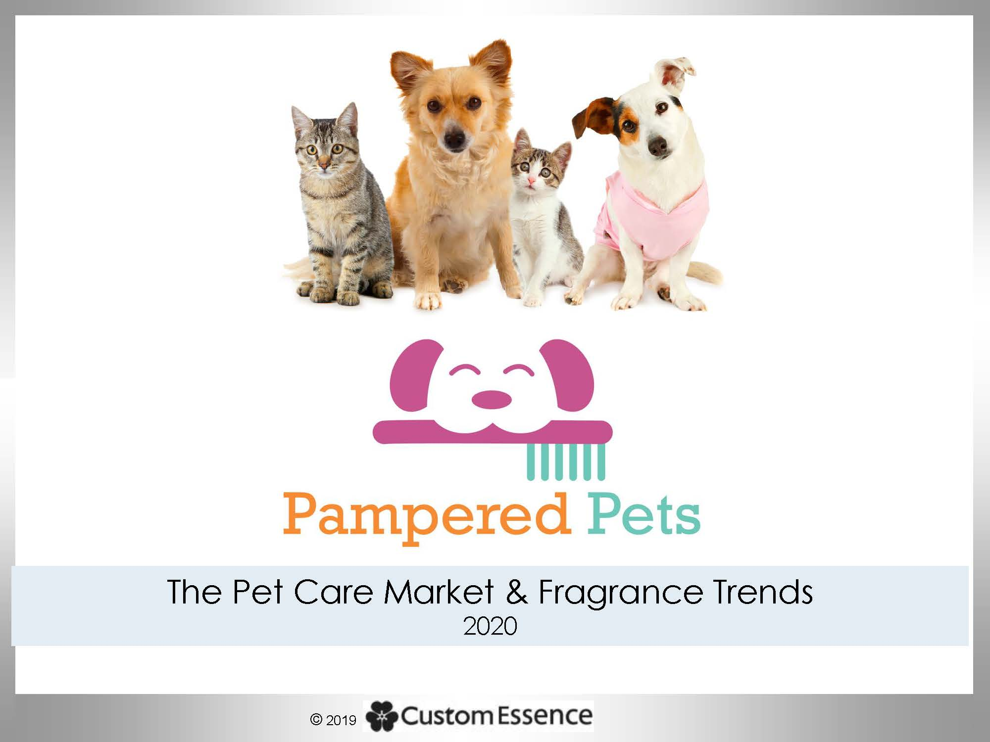 Pet Safe Fragrances